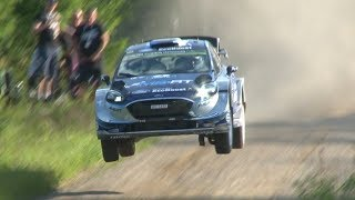 WRC Rally Finland 2017 - Best of by e-Rally