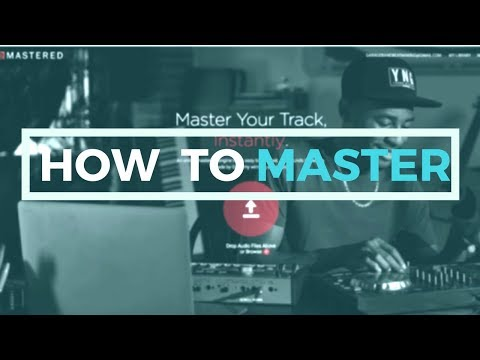 How To Easily Master Your Songs with eMastered