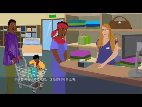 My consumer rights - My shopping rights (Mandarin)