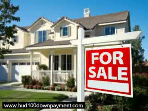 Thinking To Buy A HUD Home At $100 Of Down Payment