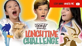 Download ACME Factory PB&J Challenge | Looney Tunes Lunchtime Challenge | WB Kids Video