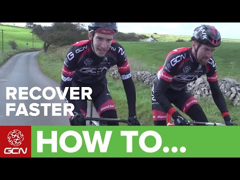 How To Recover Faster From Training | GCN's Road Cycling Tips