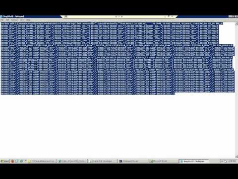 Import Census ACS Data into Oracle