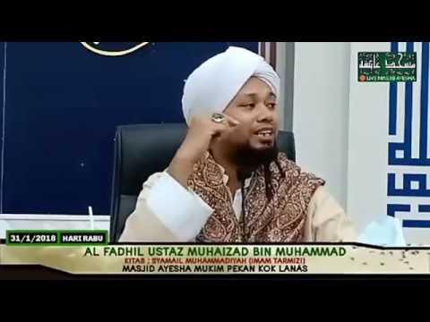 Apa itu SYIRIK? Al Fadhil Ustaz Muhaizad حفظه الله. (Mudir/Syeikhul Ribat Mustofa)