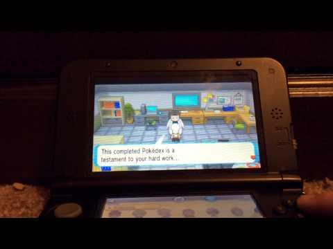 Pokemon ORAS shiny charm