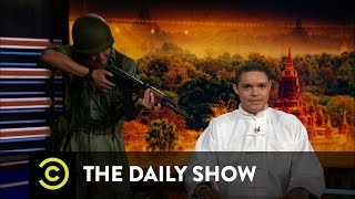The Myanmar Daily Show: The Daily Show