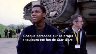 Star Wars : Le Réveil de la Force - Reportage : l'héritage (making-of)