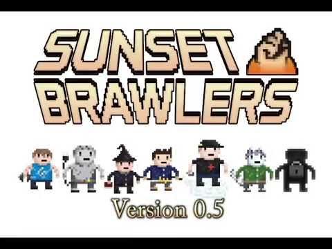 Sunset Brawlers - 0.5 Updates Video