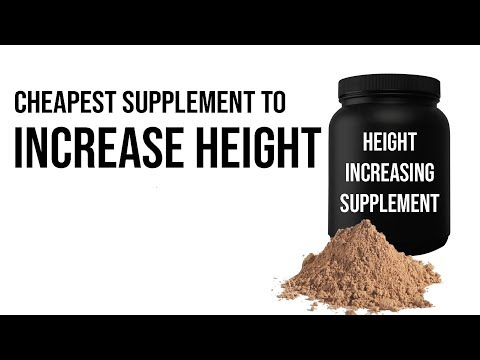Cheapest Homemade Supplement to Increase Height even after 18 years age