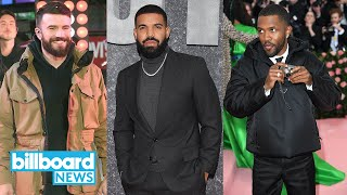 New Music to Stream: Drake's 'Toosie Slide,' Frank Ocean's A-Side Acoustic Tracks | Billboard News