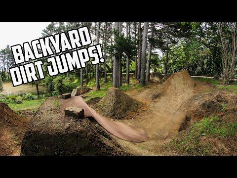AT THE DIRT JUMPS AGAIN! | Vlog #9