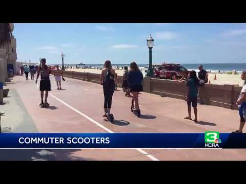 Electric scooter company eyes expanding to Sacramento