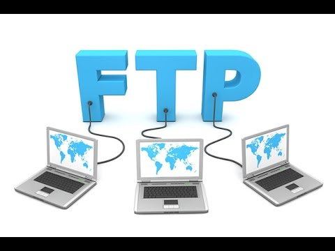 How to setup A FTP sERVER on laptop/PC for free