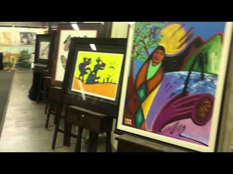 ART AUCTION - MARCH 24 2018 - SURREY BC