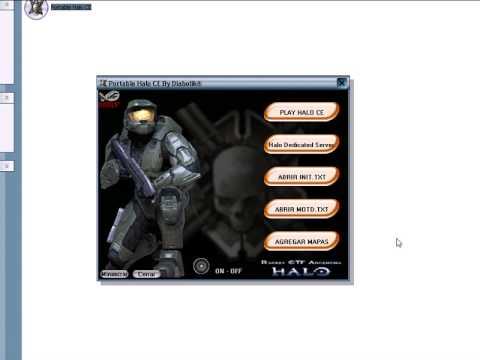Portable Halo CE + Server (EN ESPAÑOL)By Diabolik®