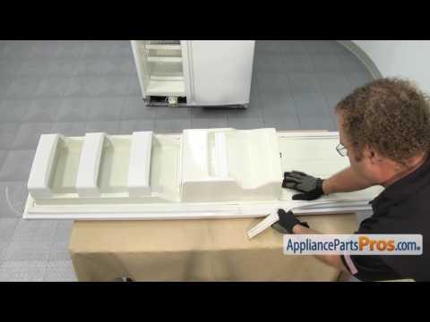 Refrigerator Freezer Door Gasket (part #2159074) - How To Replace