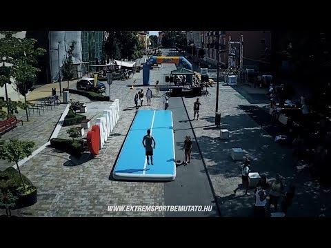 JUMPING STREET Project | Vásárhely - FlipUnit Production