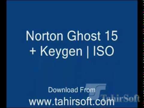Norton Ghost 15 + Keygen   ISO