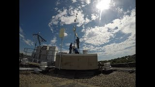 4k Gopro Time Lapse: Dismantling A 10-year-old Ubiquiti Telescoping Tower By Intellibeam.com