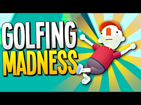 THIS IS COMPLETELY WRONG! Totally Accurate Golf Simulator - What the Golf Gameplay