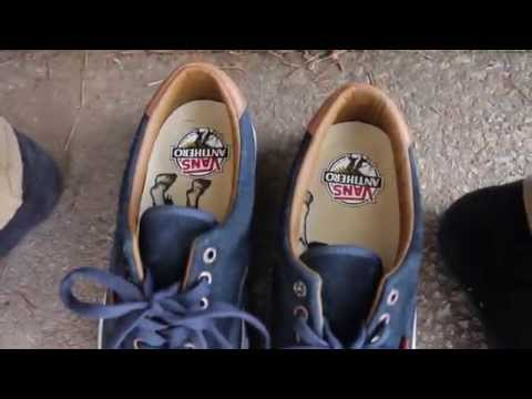 Vans x Anti Hero Gear at BuySkateShoes