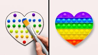 Mesmerizing Painting Ideas    Create Art Pieces Using Unusual Things