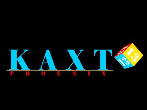 LOGO DESIGN FOR kaxt13 family tv station (class project, not real staion)