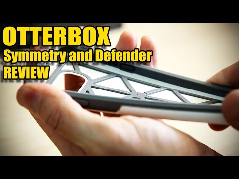 Galaxy S6 Otterbox Symmetry and Defender case reviews