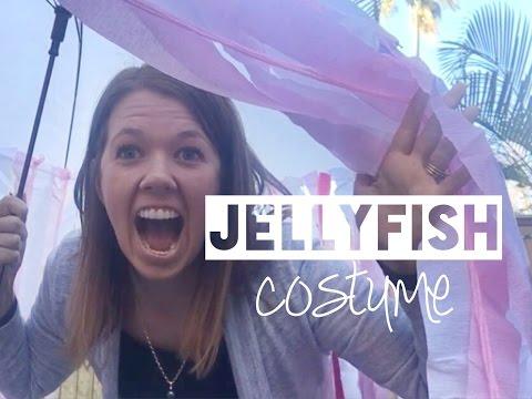 DIY 'FINDING DORY' JELLYFISH COSTUME | DIY Costume - Mummy Maker