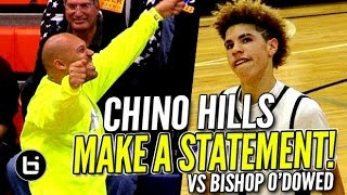 Chino Hills Makes a STATEMENT In Win vs Bishop O