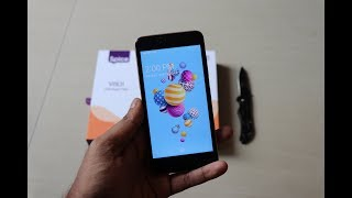 [Exclusive] Spice V801 Unboxing, Hands on, Camera and Features