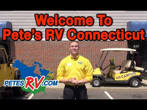 Welcome To Pete's RV Connecticut | Dealership Tour