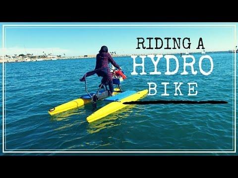 Sushi & Hyrdobikes!
