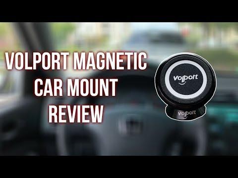 Volport Magnetic Car Mount Review