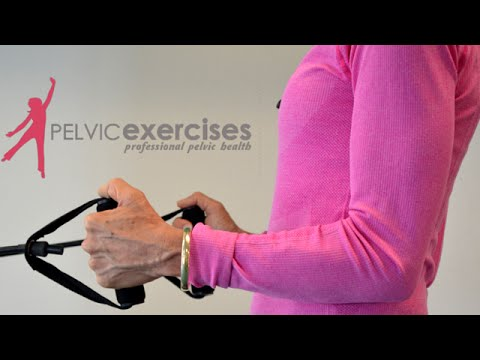 Tricep Exercises for Women Using Resistance Bands