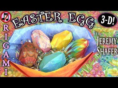 3-D Easter Egg (no music)