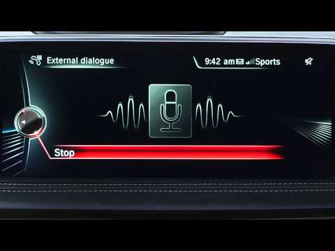 Activate Siri through the BMW iSpeech System | BMW Genius How-To