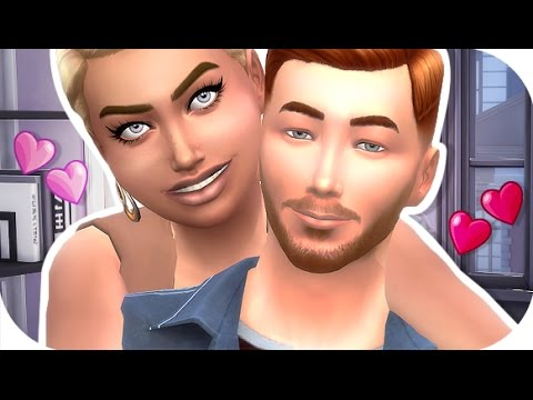THE SIMS 4 // CITY LIVING | PART 23 — GETTING BACK TOGETHER? 💕