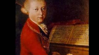 Wolfgang Amadeus Mozart  Wiegenlied Lullaby K 350