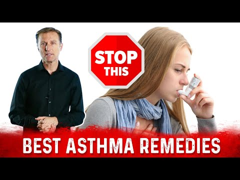 Best Asthma Remedies!
