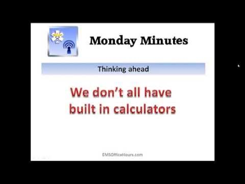 EMS Drug Calculations | Pounds to Kilograms