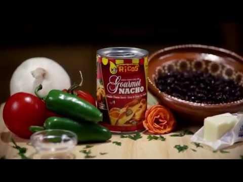 Ricos Black Bean Queso Dip