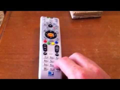 DIY How To Program Older DirecTV Remote For Your Audio Receiver
