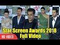 Download  Star Screen Awards 2018 | Salman Khan, Varun Dhawan, Vidya Balan, Urvashi Rautela MP3,3GP,MP4