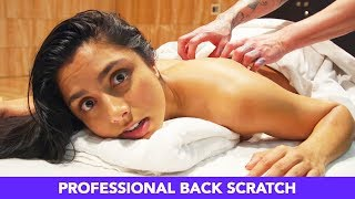 I Got A Professional Back Scratch