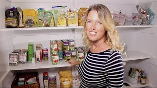 Plant Based Vegan Pantry & Fridge Tour: The Whole Food Plant Based Cooking Show