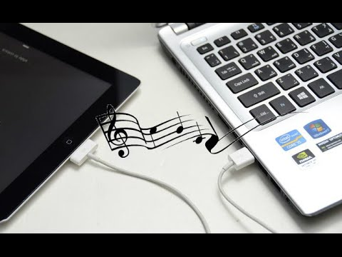 How to Transfer Music from Laptop to iPad