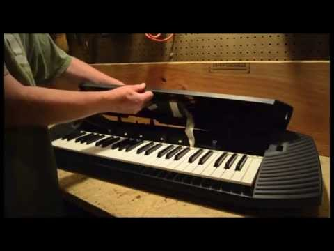 How to Fix a Dead Key on an Electronic Keyboard