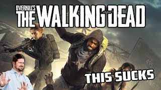 Overkill's The Walking Dead Review (Yeah This Sucks) - Gggmanlives