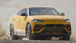 Lamborghini Urus (2018) The World